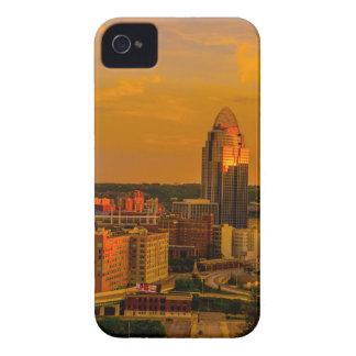 Cincinnati Golden iPhone 4 Cases