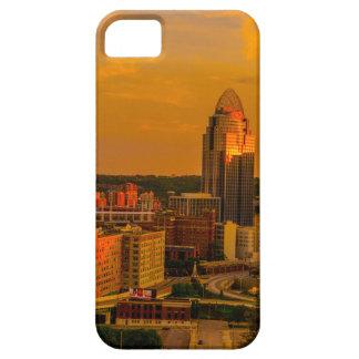 Cincinnati Golden iPhone 5 Cover