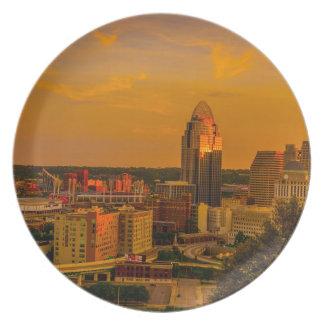 Cincinnati Golden Plate