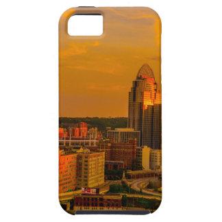 Cincinnati Golden Tough iPhone 5 Case