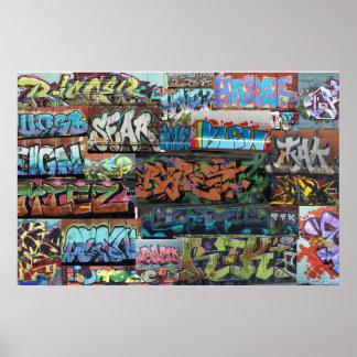 Cincinnati Graffiti Poster