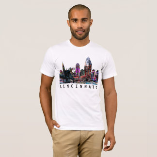 Cincinnati graffiti T-Shirt