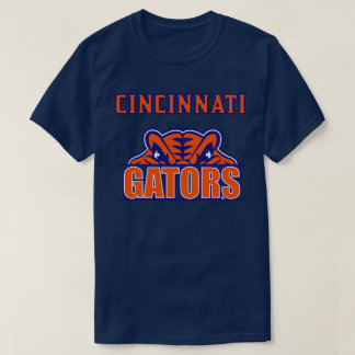 CINCINNATI OHIO GATORS SEMI-PRO FOOTBALL T-Shirt