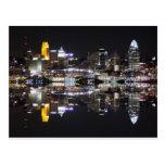 Cincinnati Reflection Postcards