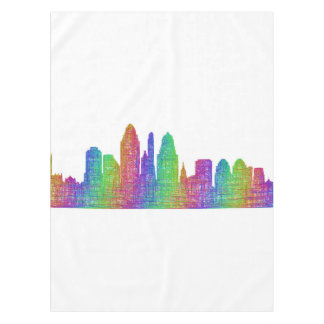 Cincinnati skyline tablecloth