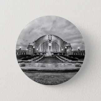 Cincinnati Union Terminal 6 Cm Round Badge