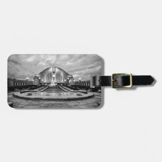 Cincinnati Union Terminal Luggage Tag