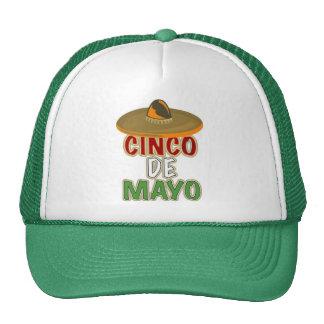 Cinco De Mayo Cap