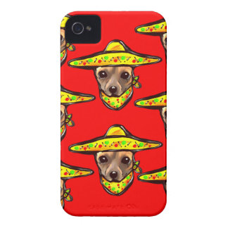 Cinco De Mayo Chihauhaus Case-Mate iPhone 4 Cases