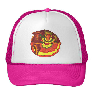 Cinco de Mayo Dancers T-shirts and Gifts Cap