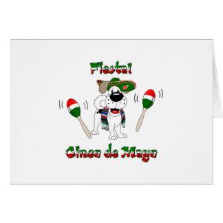 Cinco de Mayo - Fiesta! Card