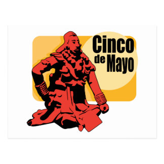 Cinco de Mayo Holiday Postcard