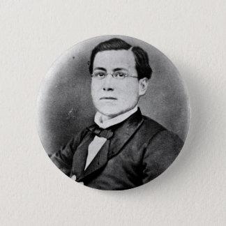 Cinco de Mayo Ignacio Zaragoza Seguín Button