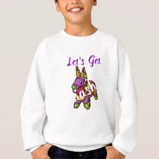 Cinco De Mayo Let's Get Smashed Sweatshirt