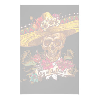 Cinco De Mayo Pattern 2 Customised Stationery