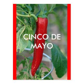 CINCO DE MAYO POST CARDS