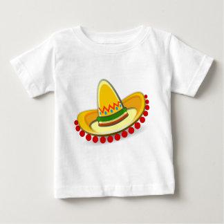 Cinco de Mayo Sombrero Baby T-Shirt