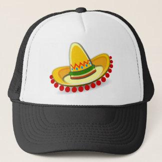 Cinco de Mayo Sombrero Trucker Hat