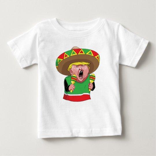 Cinco de Mayo trump Baby T-Shirt
