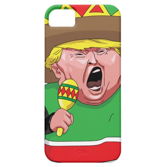 Cinco de Mayo trump Barely There iPhone 5 Case