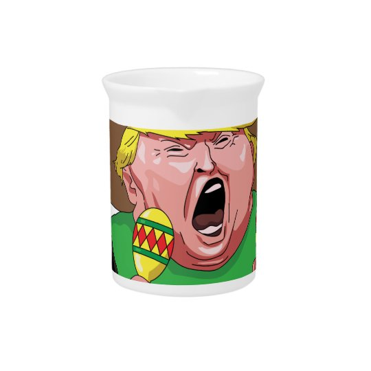 Cinco de Mayo trump Pitcher