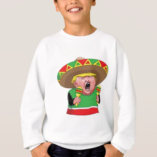 Cinco de Mayo trump Sweatshirt