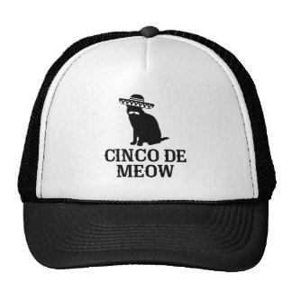 Cinco De Meow Cap