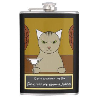Cinco de Meow Flask
