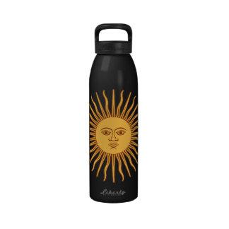 Cinco del Mayo Sun Water Bottle