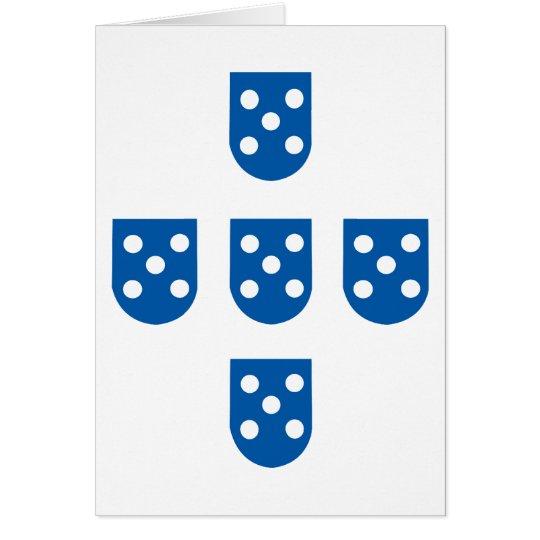 Cinco Quinas Card