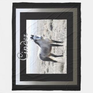 Cinder Fleece Blanket