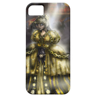 Cinder Girl Case For The iPhone 5