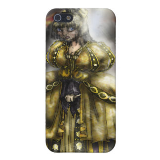 Cinder Girl iPhone 5 Case