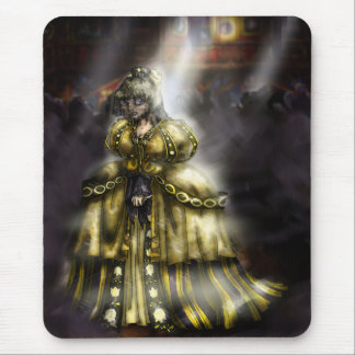 Cinder Girl Mouse Pad