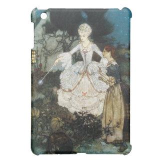 Cinderella and Fairy Godmother iPad Mini Cover
