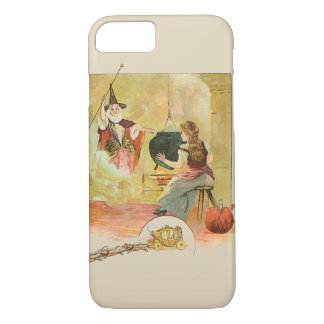 Cinderella And Her Fairy God Mother iPhone 8/7 Case