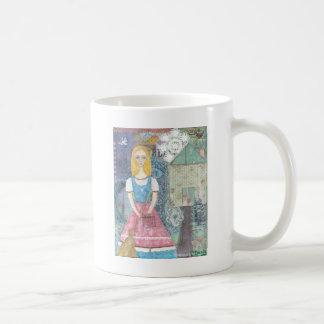 Cinderella Basic White Mug