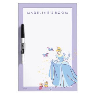 Cinderella | Bibbidi, Bobbidi, Boo Dry Erase Board