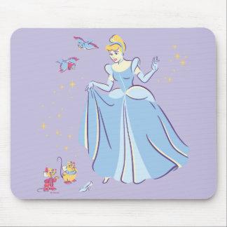 Cinderella | Bibbidi, Bobbidi, Boo Mouse Pad