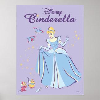 Cinderella | Bibbidi, Bobbidi, Boo Poster