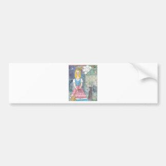 Cinderella Bumper Sticker