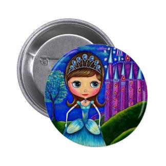 Cinderella Button