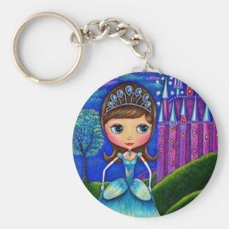 Cinderella Doll Keychain