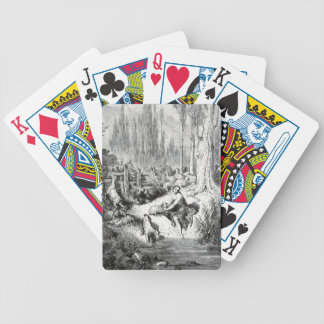 Cinderella / Donkeyskin Fairytale Playing Cards