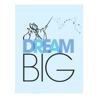 Cinderella | Dream Big Postcard