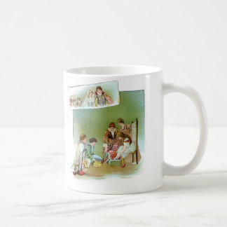 Cinderella Fairytale Coffee Mug