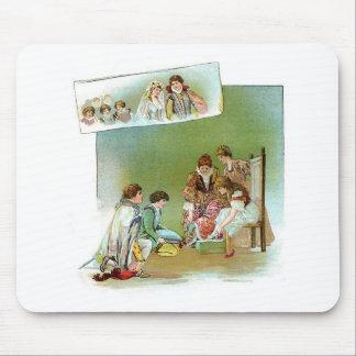 Cinderella Fairytale Mousepads