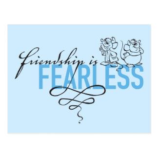 Cinderella | Friendship Is Fearless Postcard