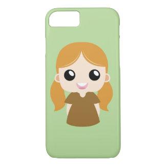 Cinderella Girl iPhone 8/7 Case