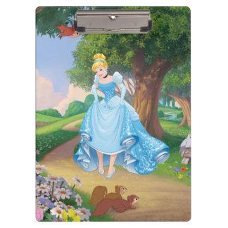 Cinderella | Glass Slippers Clipboard